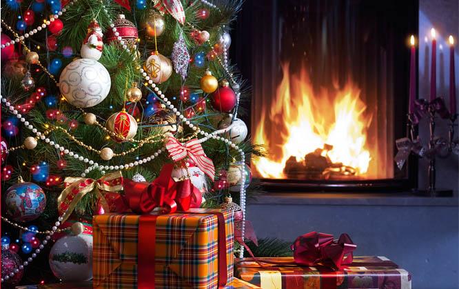 різдво в англії фото